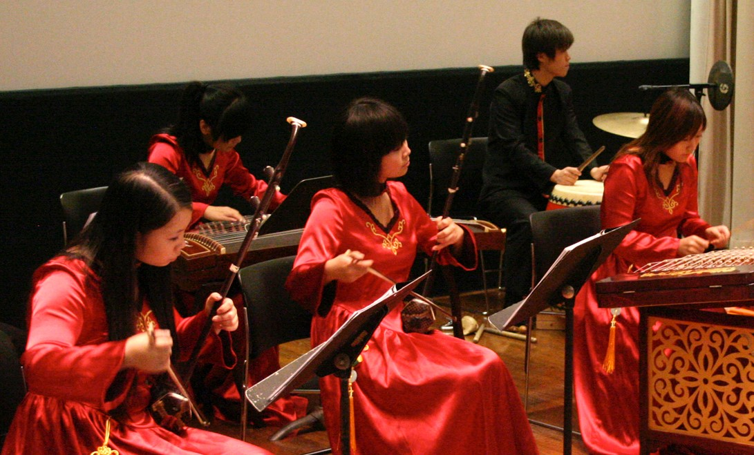 Chinese Folk Music Concert Confucius Institute Nebraska